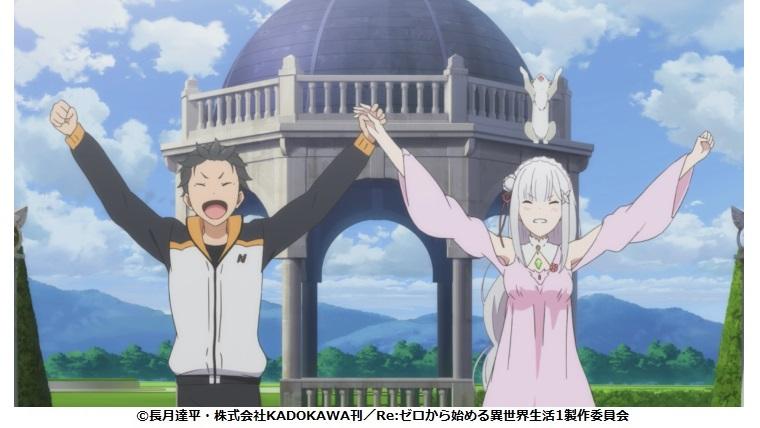 Re:ゼロから始める異世界生活 4話