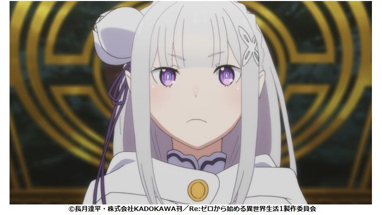Re:ゼロから始める異世界生活 13話